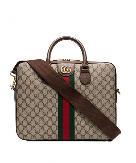 Gucci Ophidia GG laptop bags