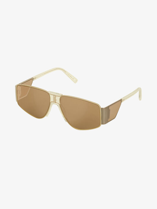 Givenchy GV Vision unisex sunglasses in metal