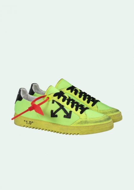 OFF WHITE LOW 2.0 SNEAKERS