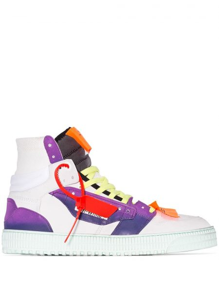 Off-White Off-Court high-top sneakers