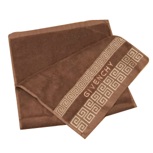 Givenchy Brown Towel